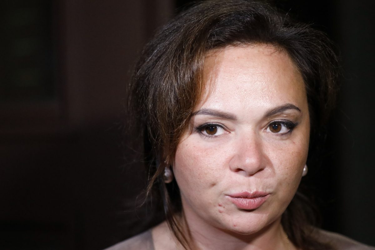 Natalia Veselnitskaya, a former Moscow regional prosecutor from 1999 until 2001, became well-known for defending developers in property disputes.