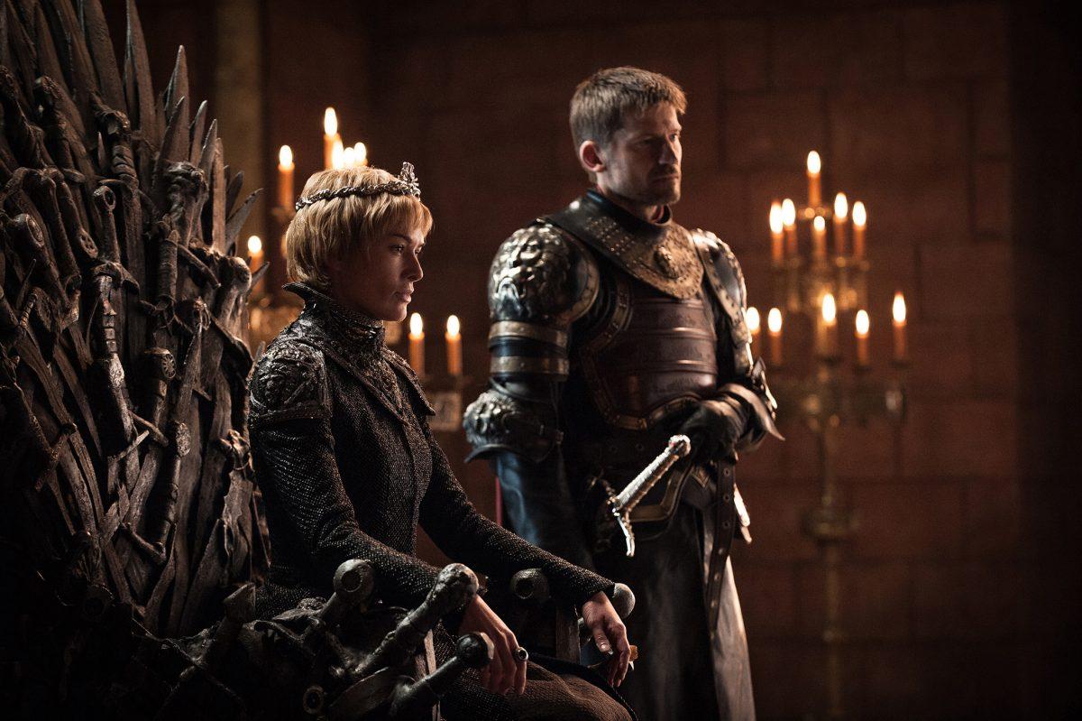 "Lena Headey and Nikolaj Coster-Waldau in Season 7 of ""Game of Thrones"" on HBO."
