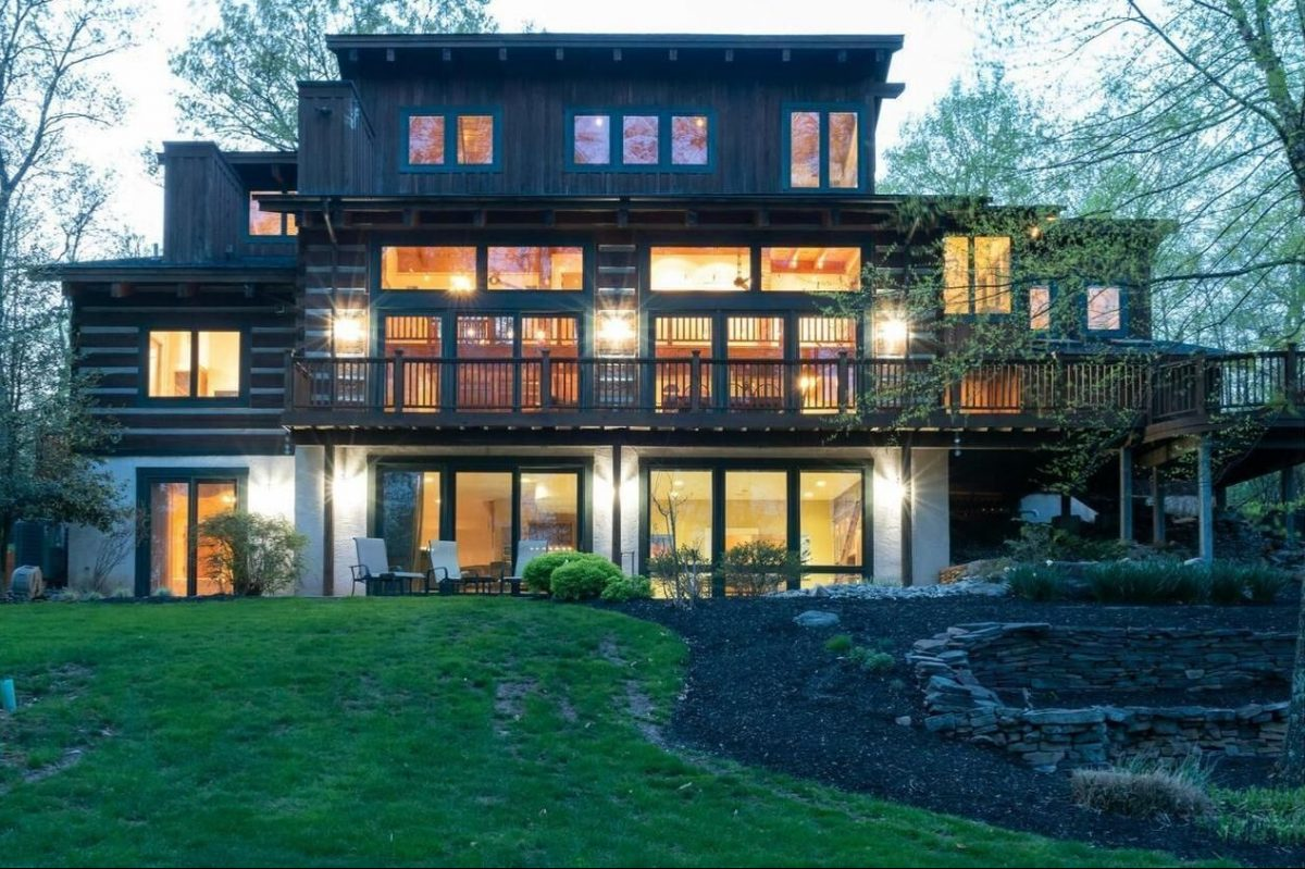 1850 Chautauqua Trail in Malvern is on the market for $1,225,000.