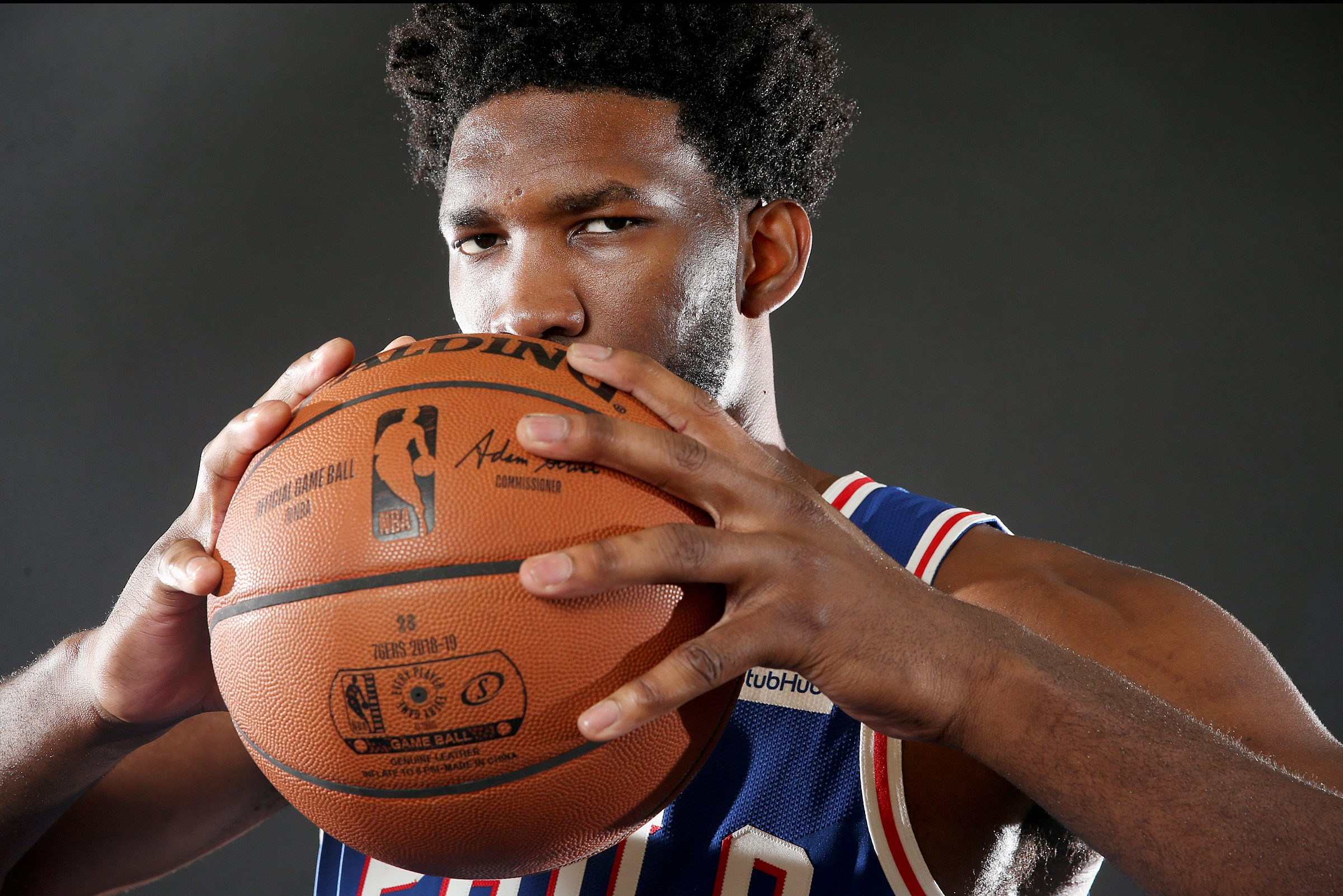 Will we see a more dominant Joel Embiid this season?