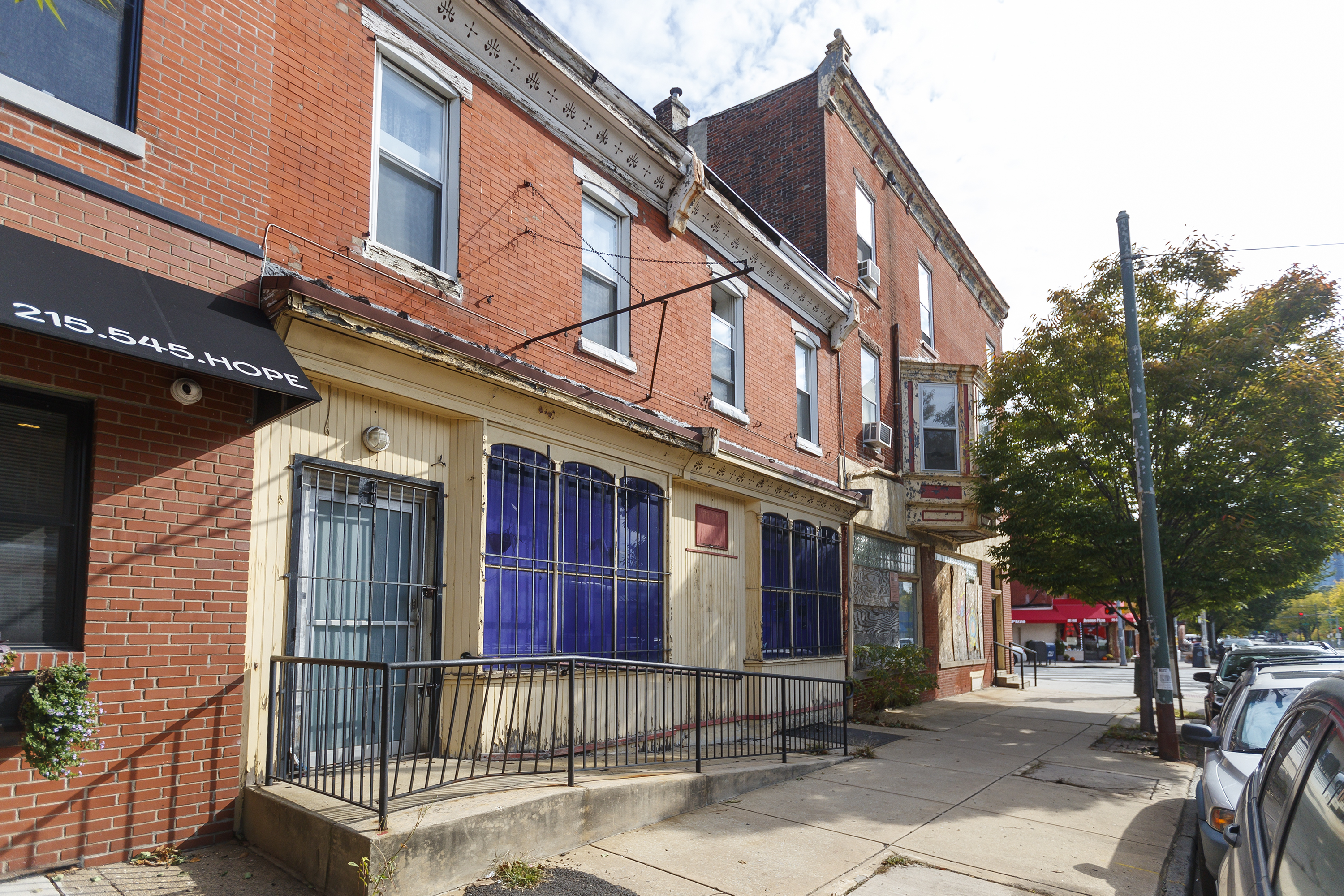 Kermit Gosnell´s clinic stretched from 3801-3805 Lancaster Ave. in West Philadelphia. The building