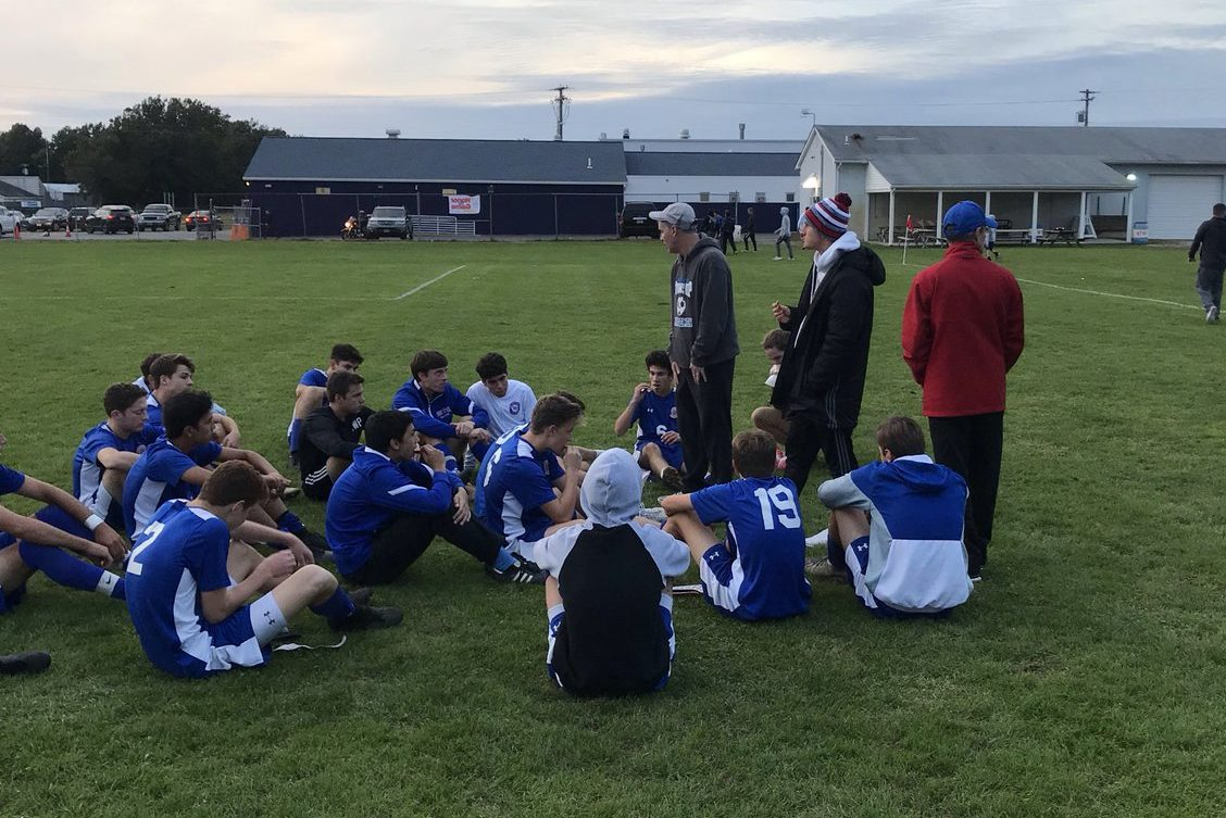 Washington Township defeated Clearview, 3-2, in the opening round of the SJSCA Tournament on Friday.
