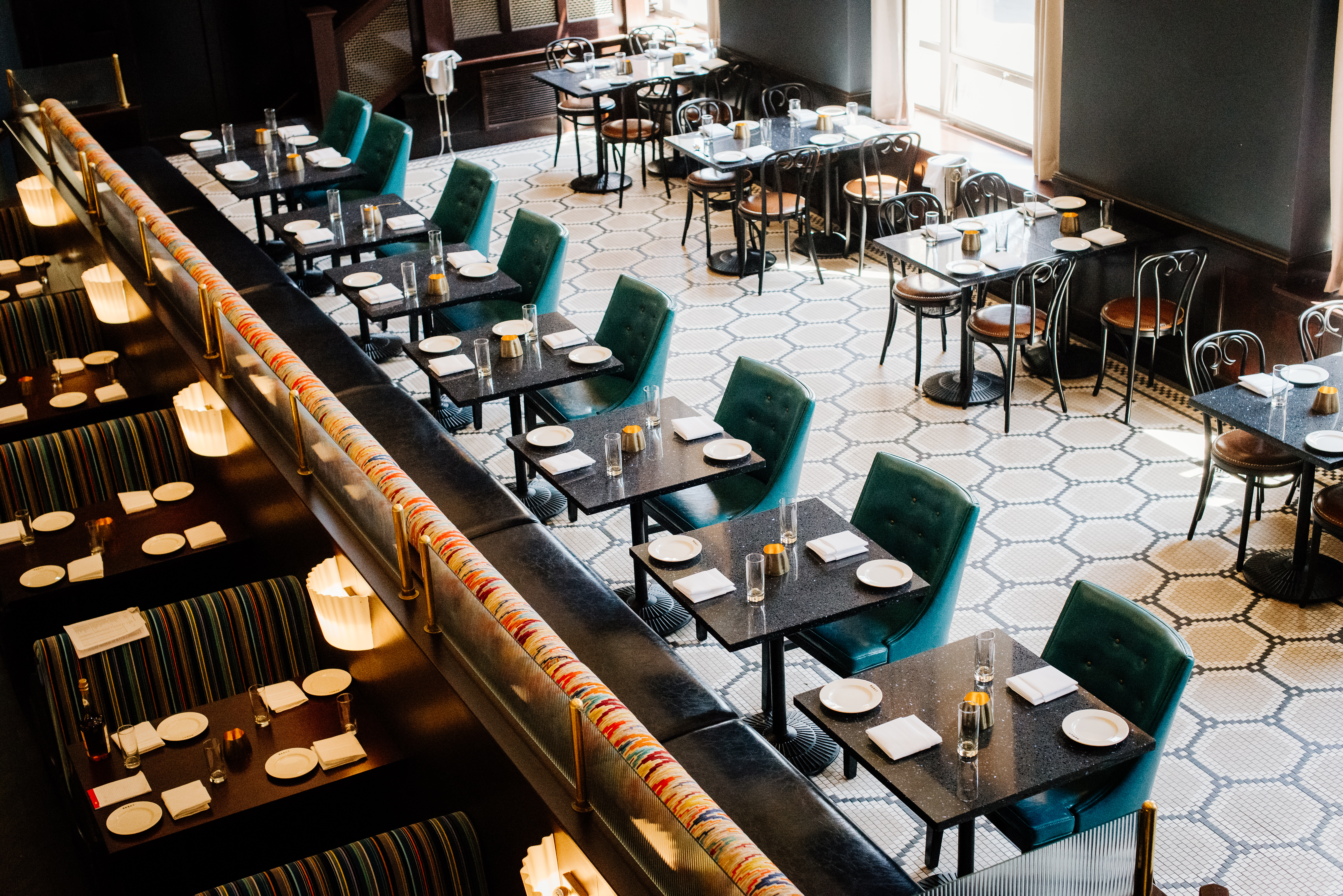 Newly opened The Bercy will offer its first Thanksgiving menu, featuring multiple dishes with French-inspired flair.