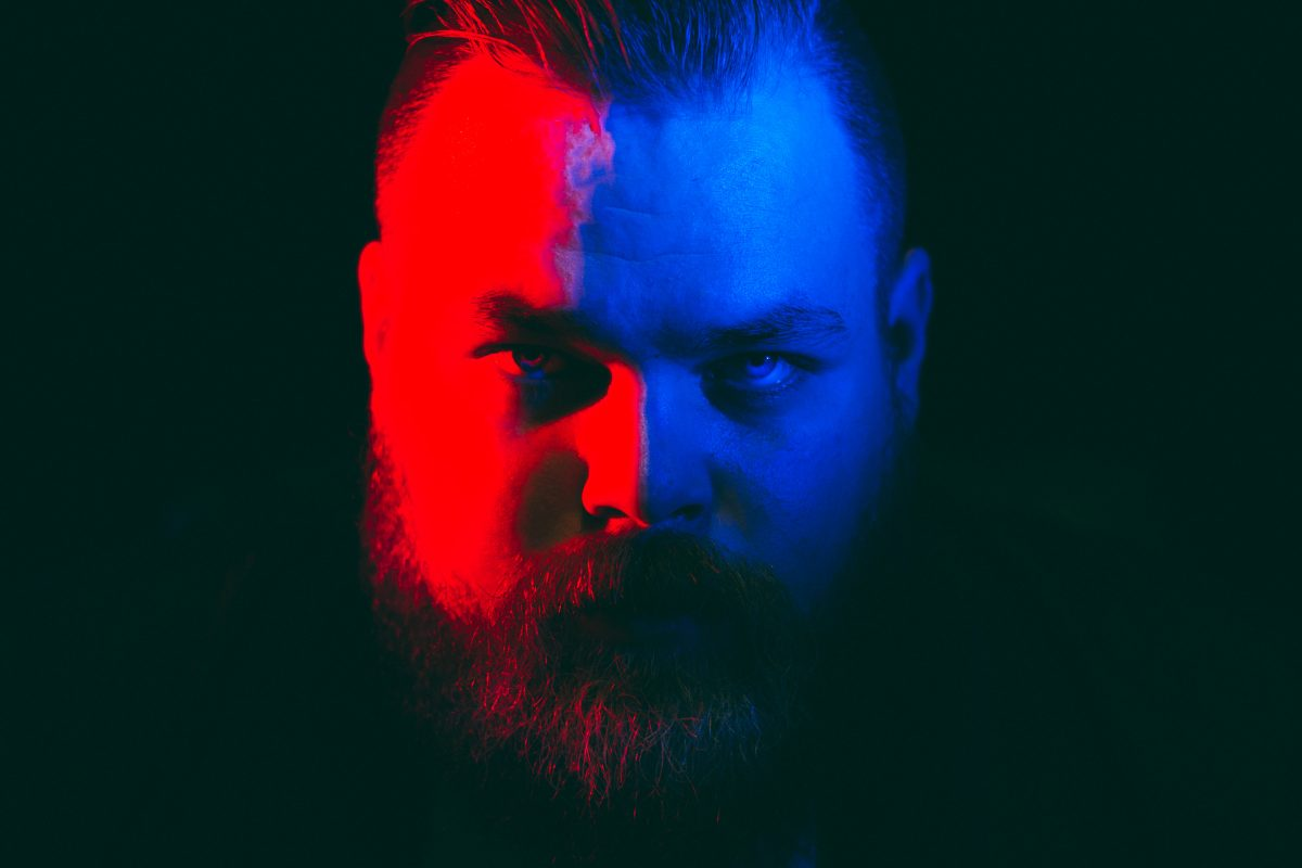 Com Truise plays at Coda in Philadelphia on May 24.