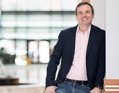 Mike Capone is chief executive of Qlik Technologies Inc.
