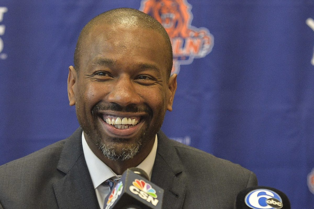 Lincoln University coach Doug Overton pleaded guilty to disorderly conduct.
