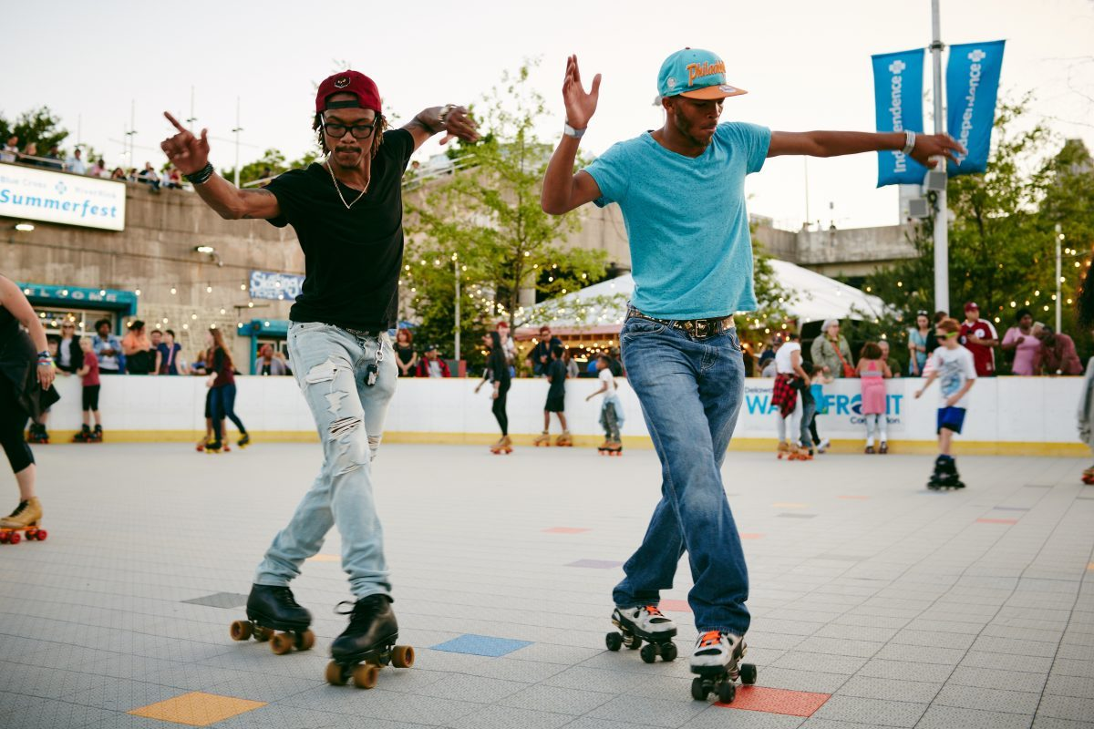 Roller skating rink philadelphia - Skate At Summerfest Drink At Parks On Tap And 7 Other Ways To Spend Memorial Day Outside
