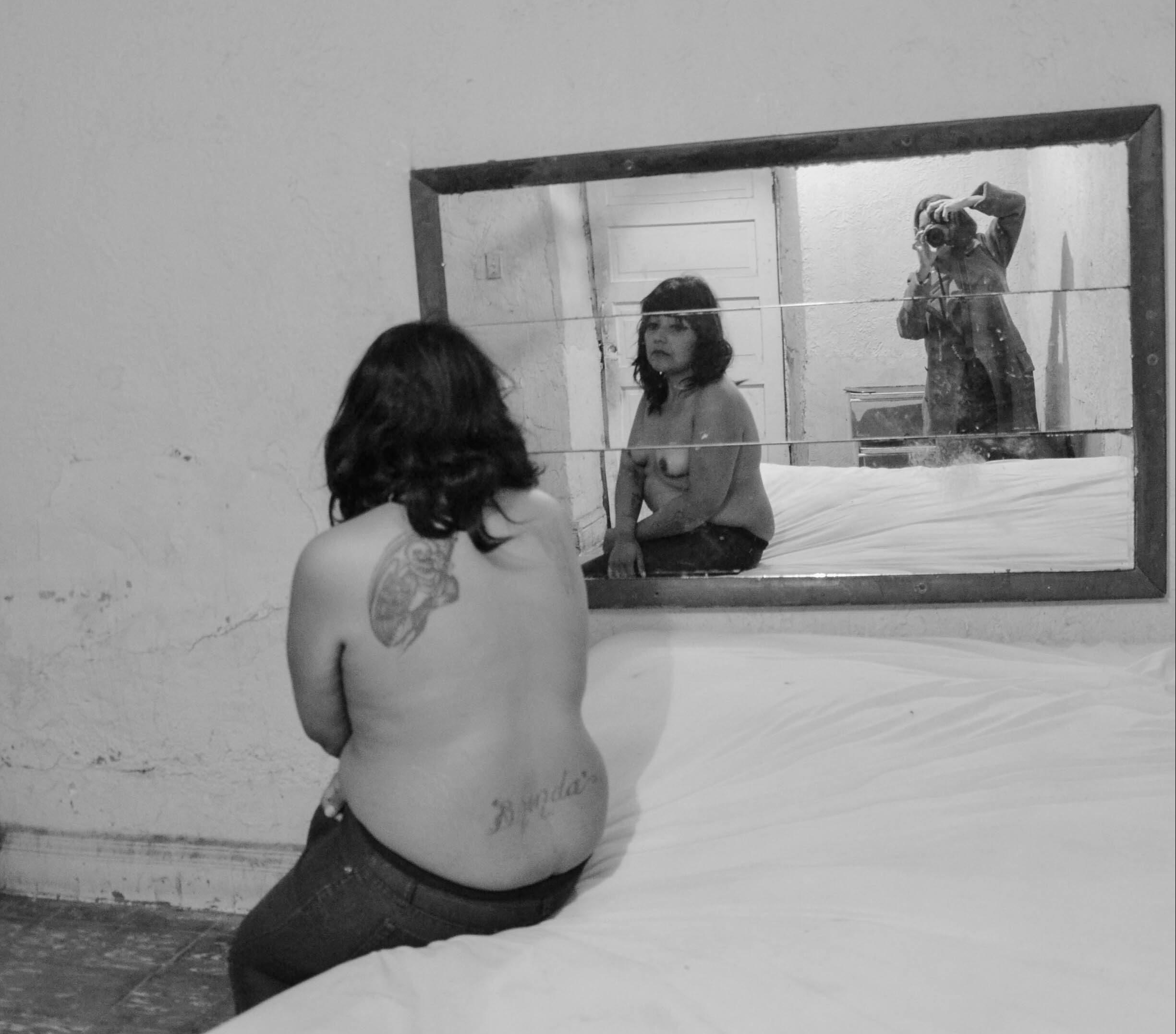 Ada Trillo´s photo from a Juarez brothel.