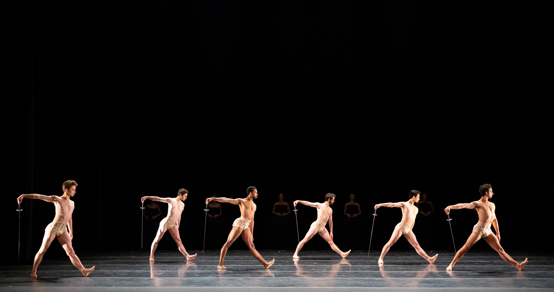 "Pennsylvania Ballet in ""Petite Mort."""