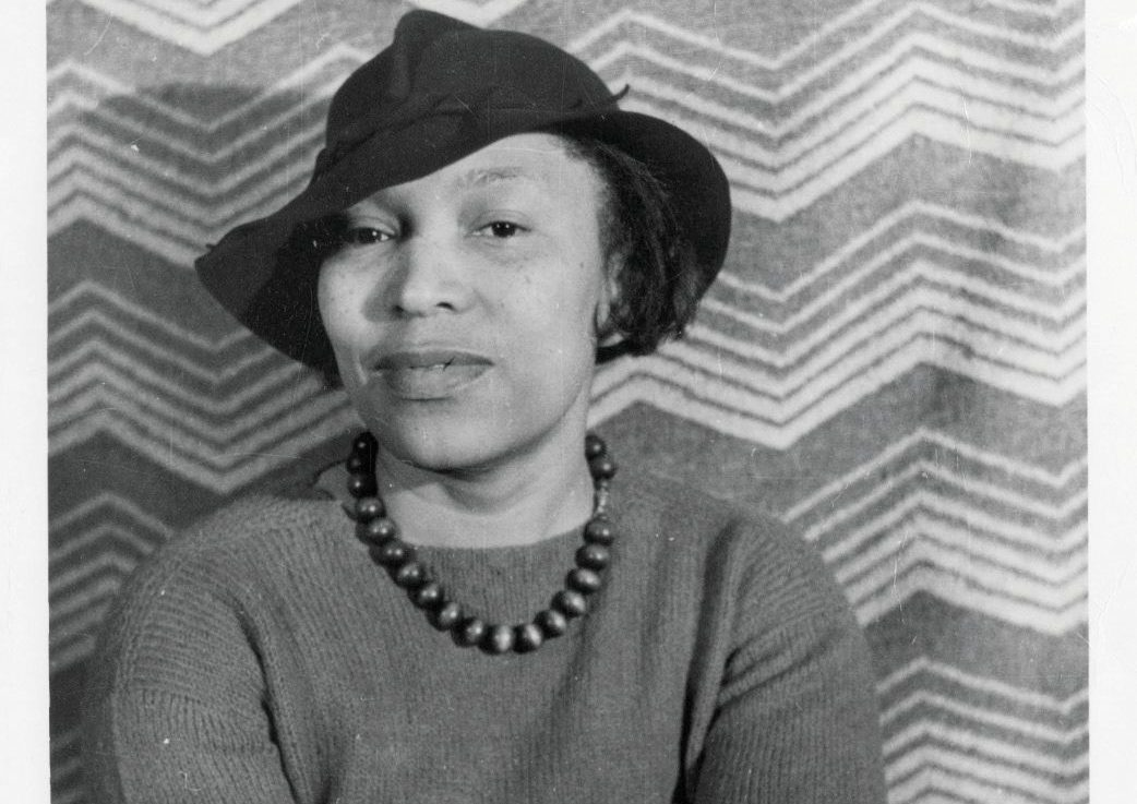 "Zora Neale Hurston, author of ""Barracoon."""