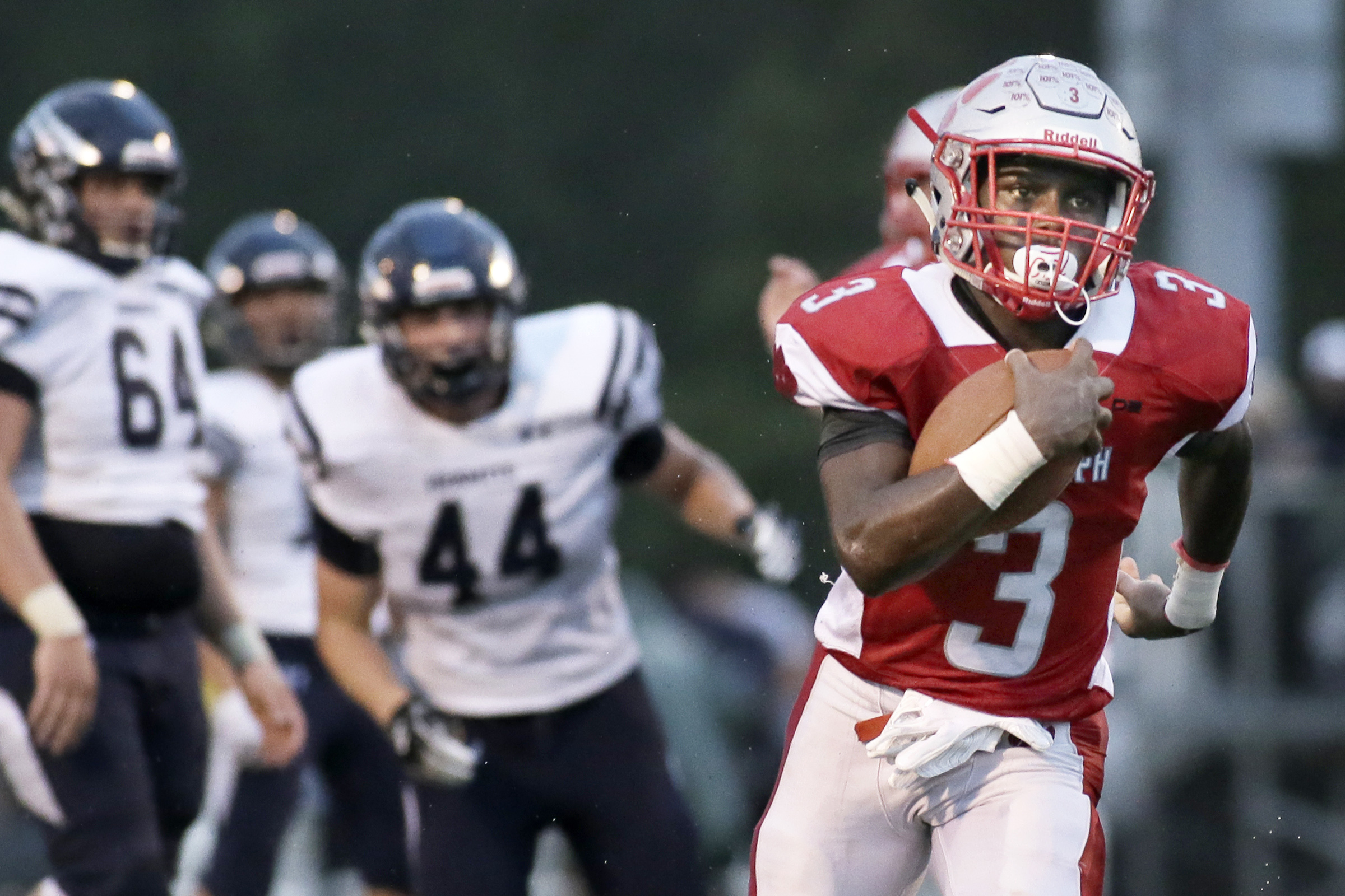 St. Joseph junior Jada Byers leads South Jersey with 29 touchdowns.
