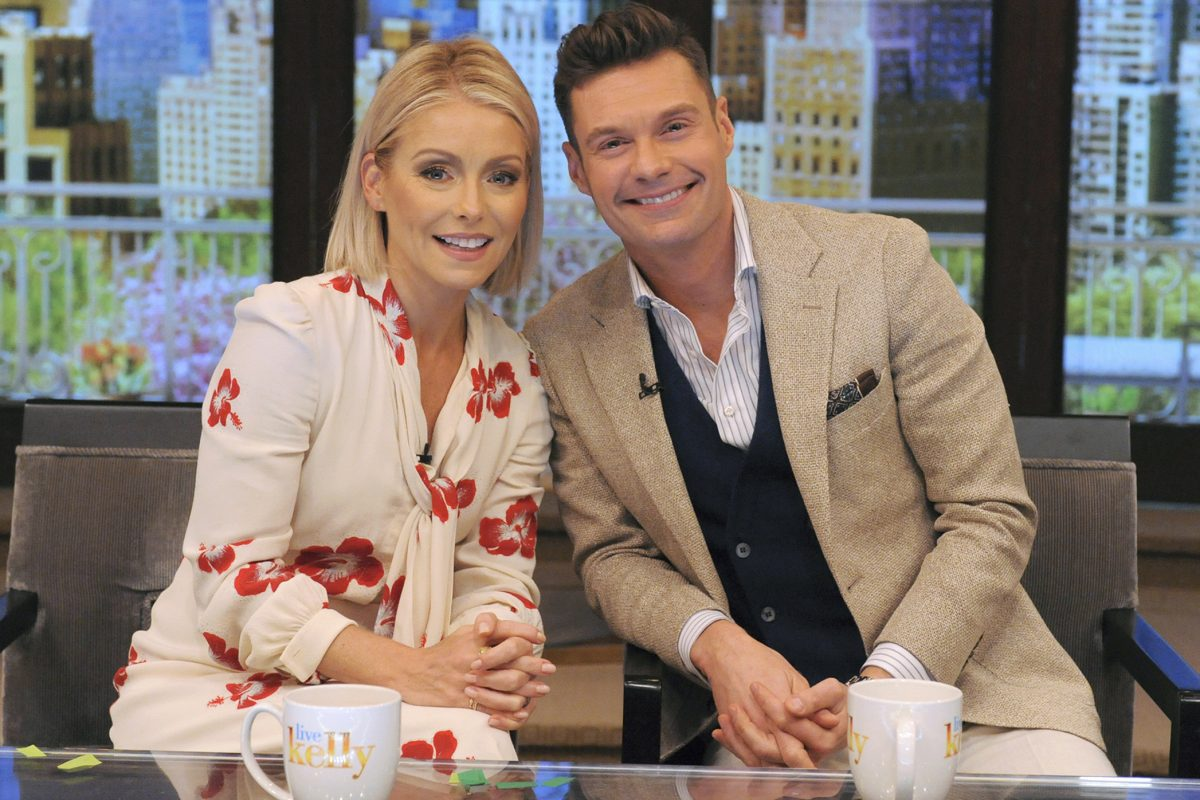 "Ryan Seacrest will continue to cohost ""Live with Kelly and Ryan"""