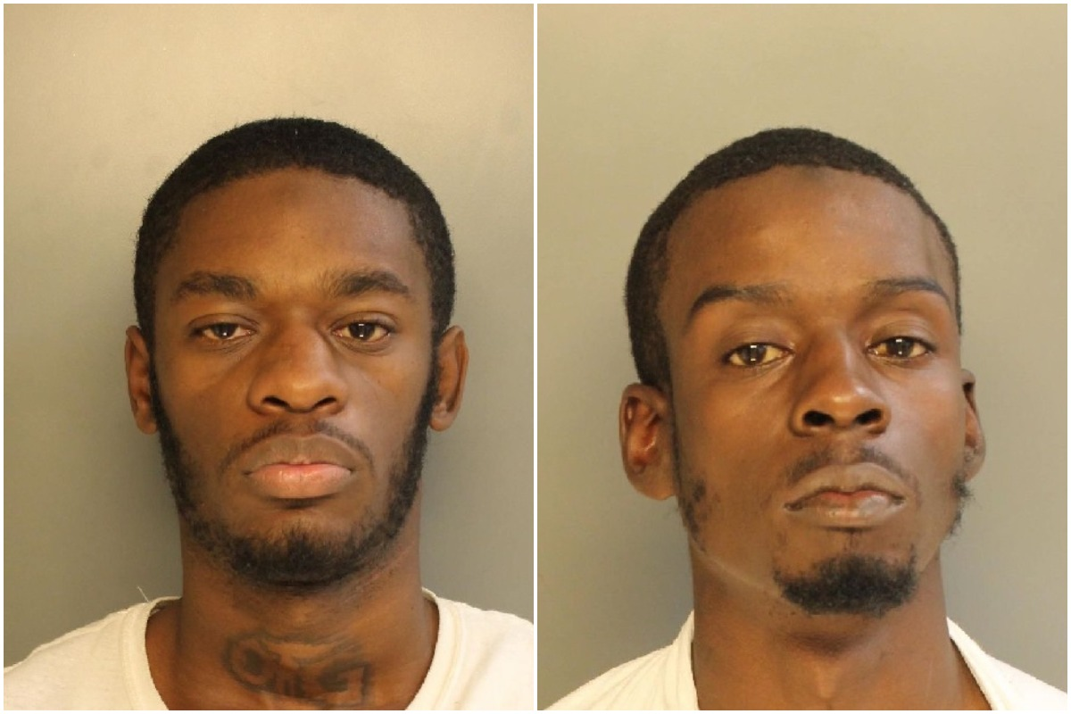 James Gauthney, 19, and Jerome Hill, 29, are suspects in the shooting of Philadelphia Police Officer Paul Sulock on November 7, 2018 near G Street and Madison Street.