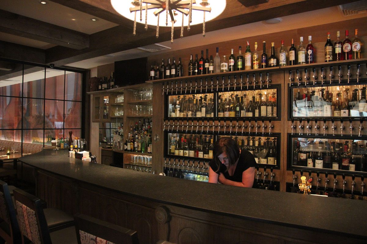 Bar at Panorama, 14 N. Front St.