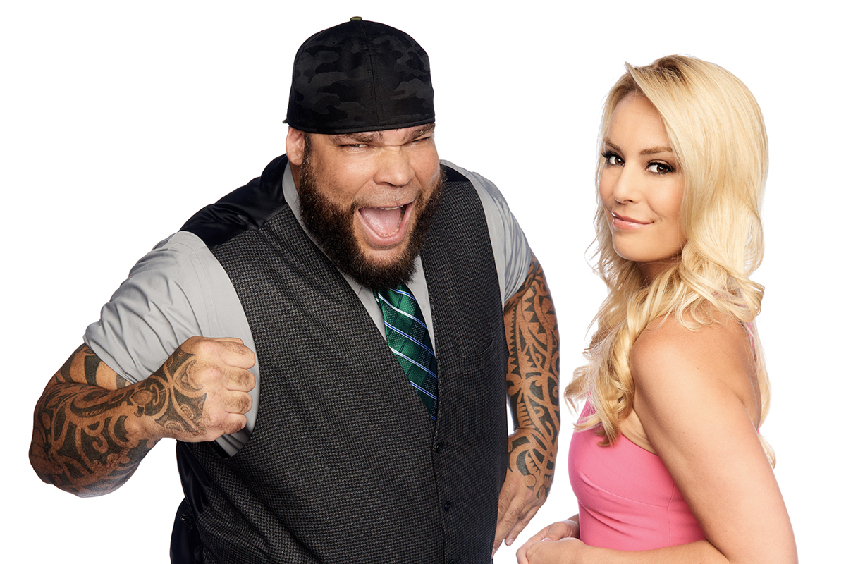 """Britt McHenry and co-host Tyrus are launching a show called """"Un-PC"""" on the new Fox News streaming service, Fox Nation."""