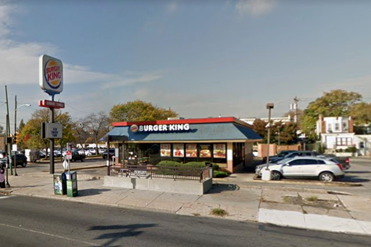 Location of Burger King #10826, 4700 N Broad St.