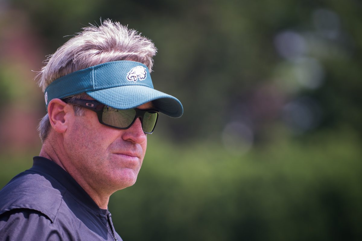 Eagles coach Doug Pederson has tweaked some things for his second training camp.