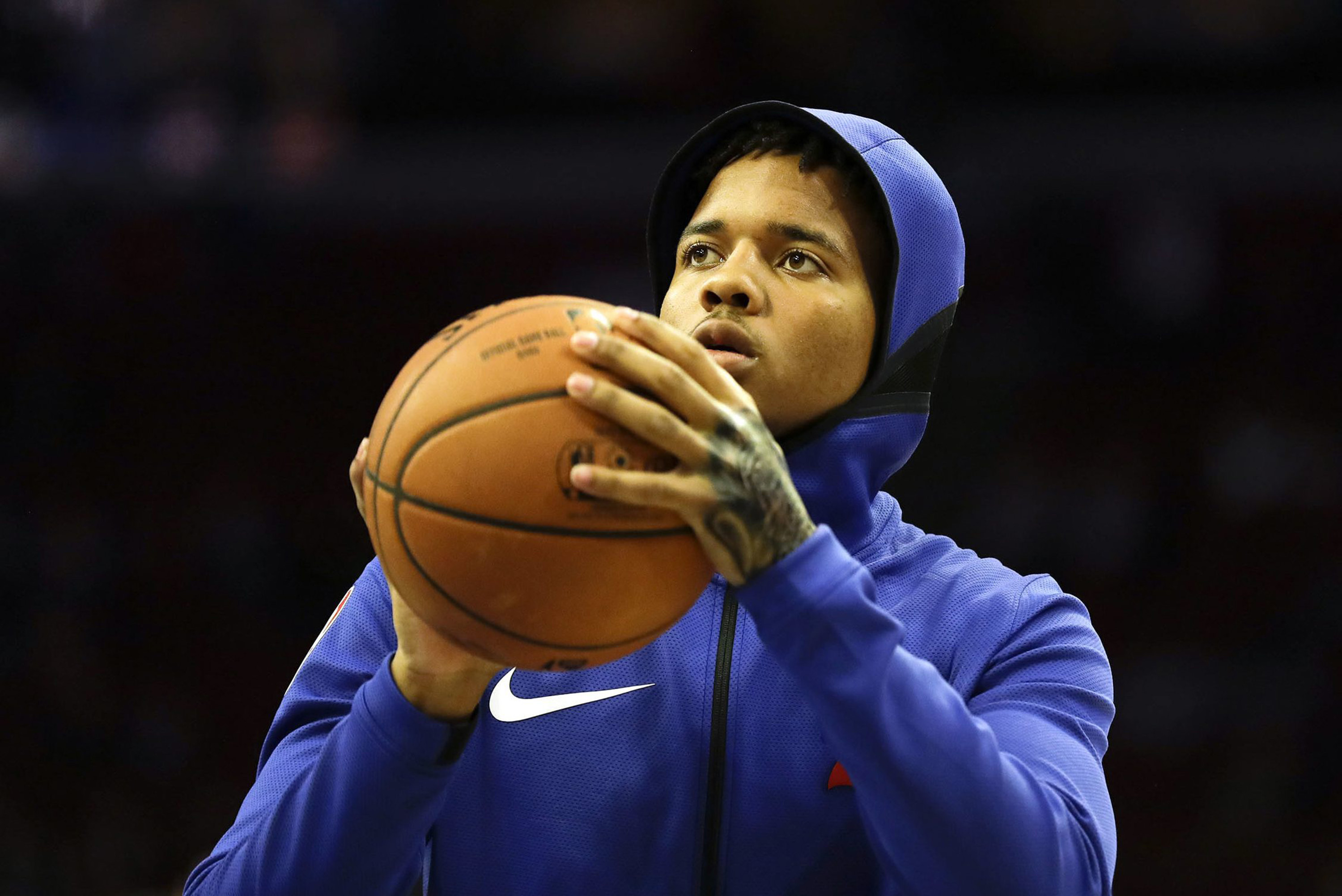 Sixers´ guard Markelle Fultz´s weird year continues to get weirder.