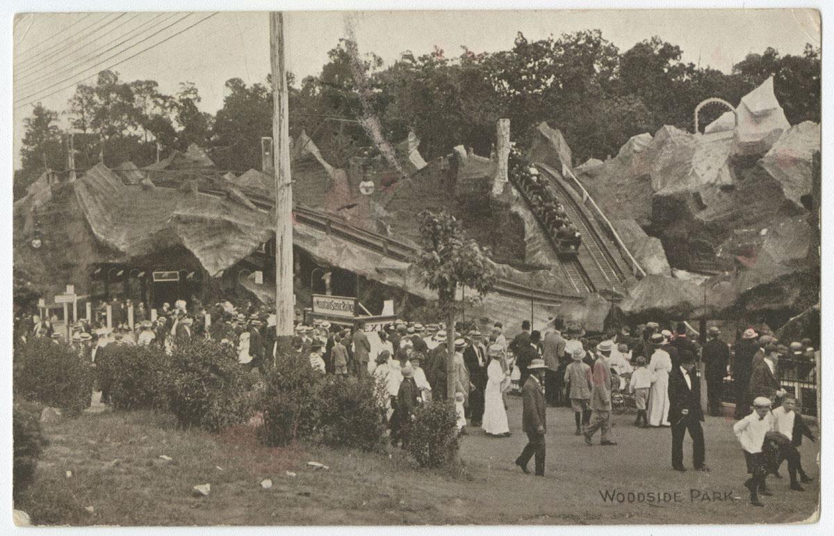 Woodside Park, circa 1910