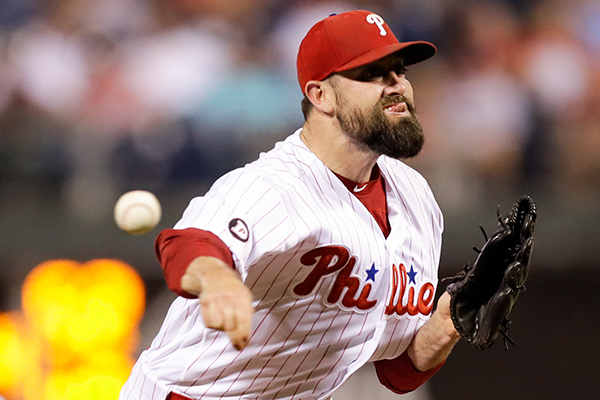 Phillies reliever Pat Neshek has continued to enhance his trade value ahead of the trade deadline.