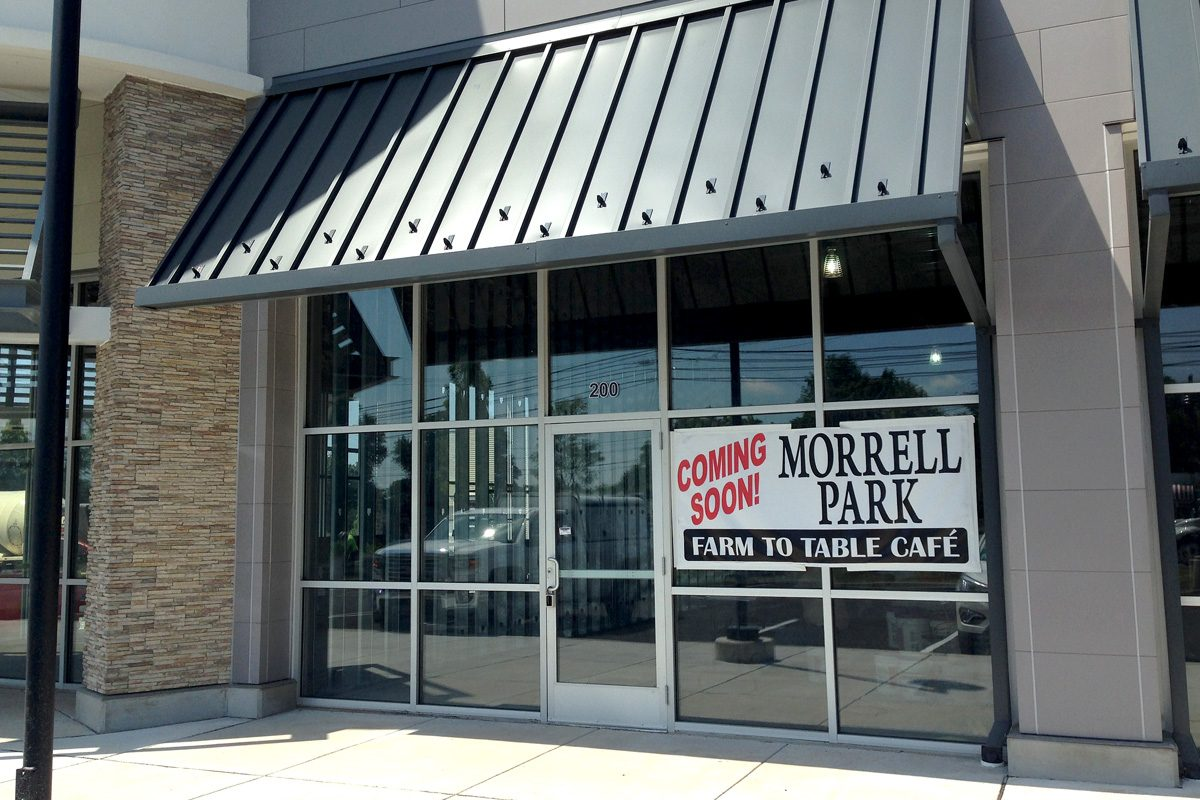 Morrell Park restaurant, 420 Schuylkill Road, Phoenixville.