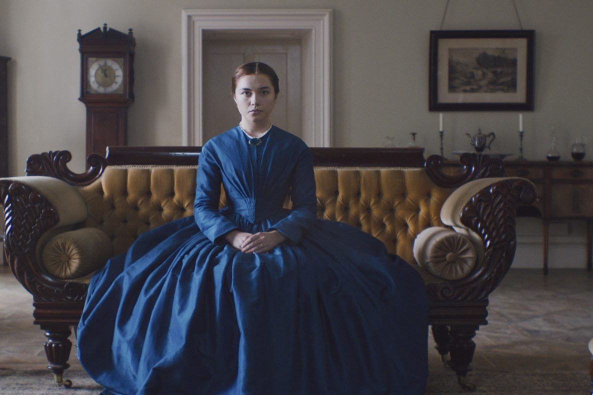 "Florence Pugh in the title role in ""Lady Macbeth."""