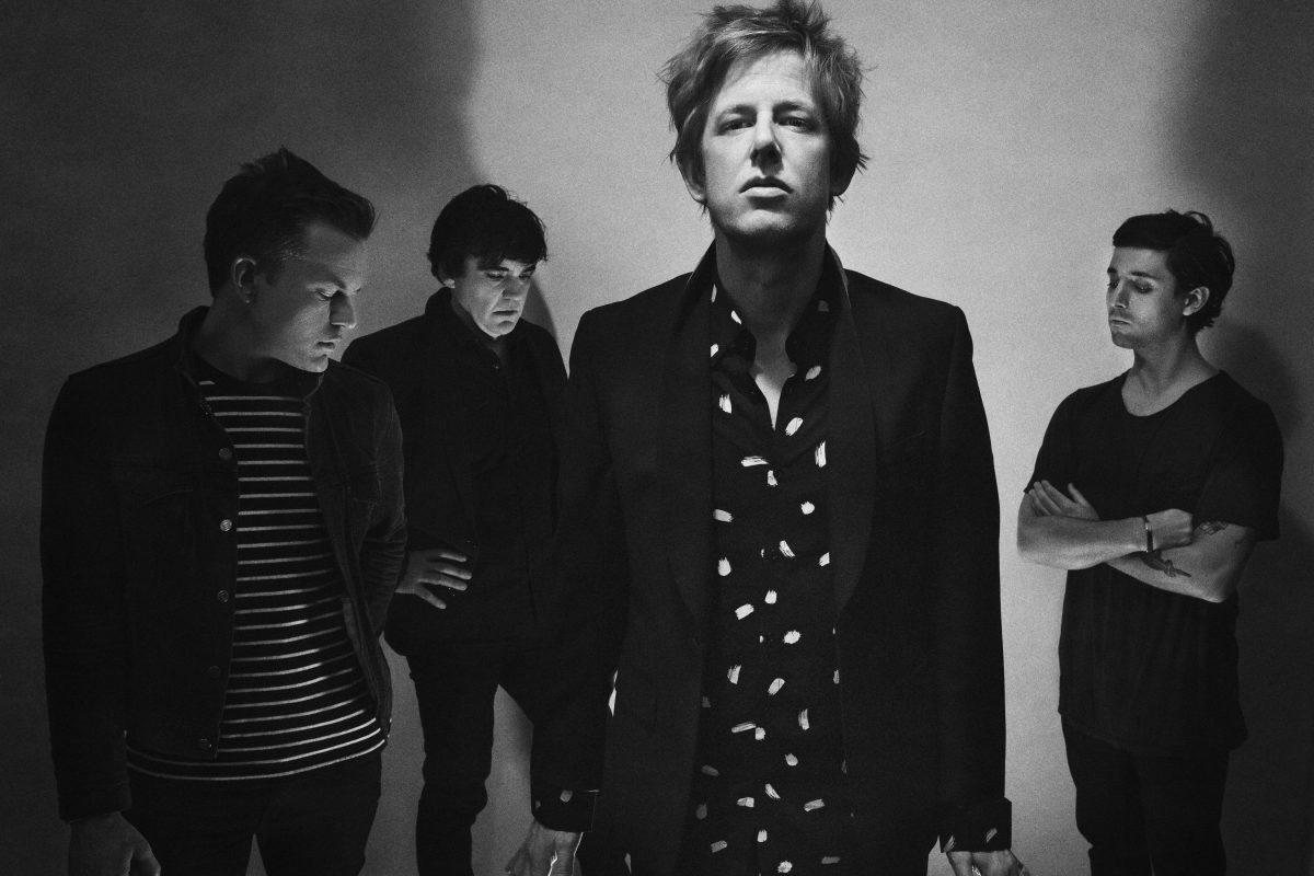 Spoon will perform at the 2017 Xponential Fest in Camden.