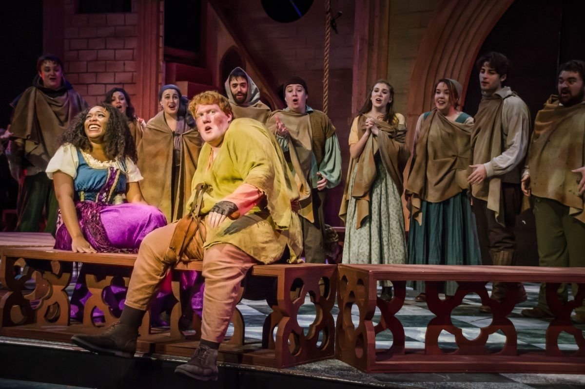 "Upper Darby Summer Stage´s production of ""The Hunchback of Notre Dame"" opens Friday and runs for six shows through Aug. 5."