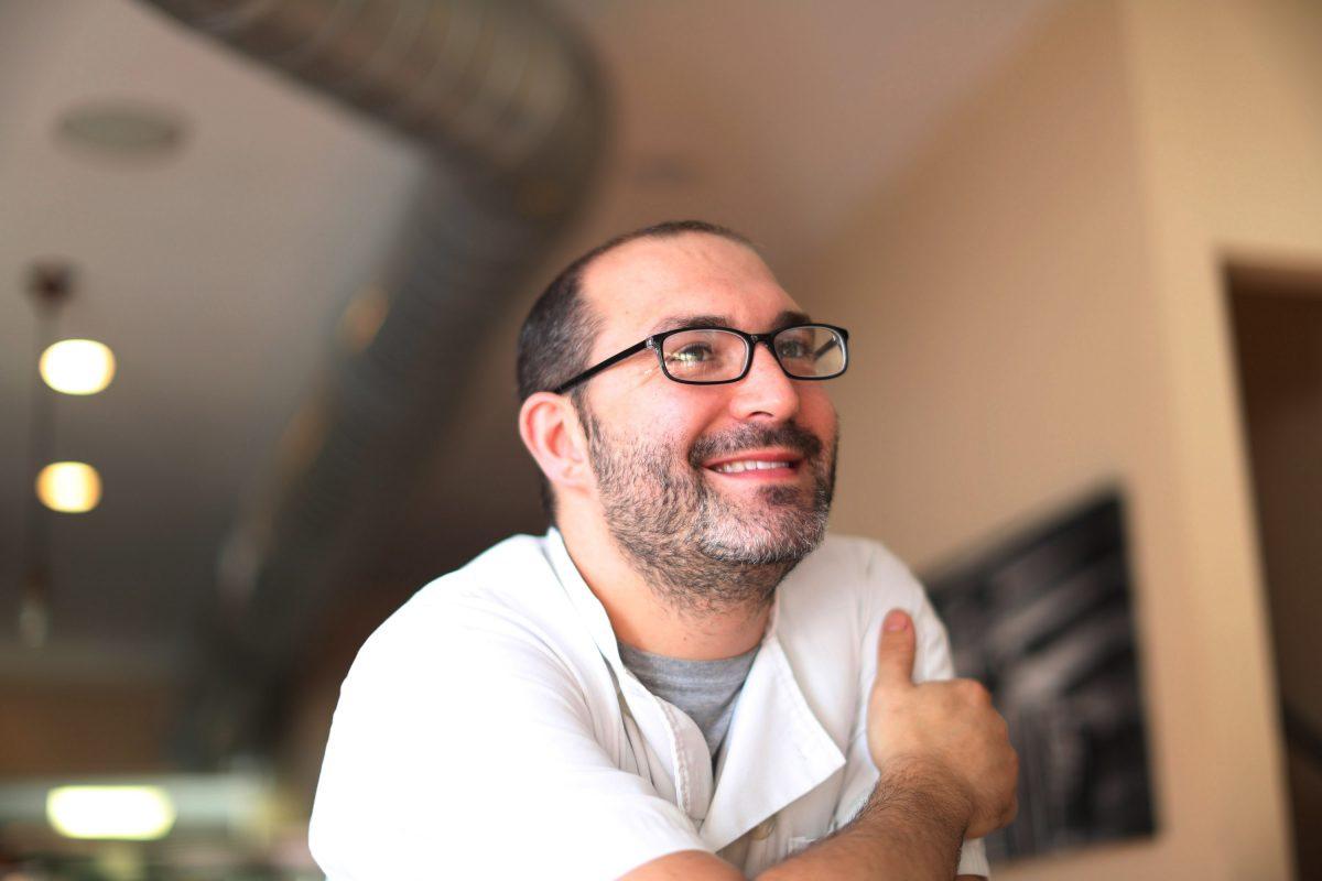 Joe Cicala at Brigantessa.