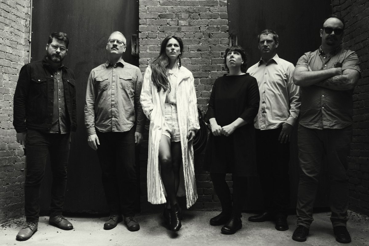 Offa Rex (The Decemberists & Olivia Chaney) will perform at the 2017 Xponential Fest in Camden Courtesy of the artists