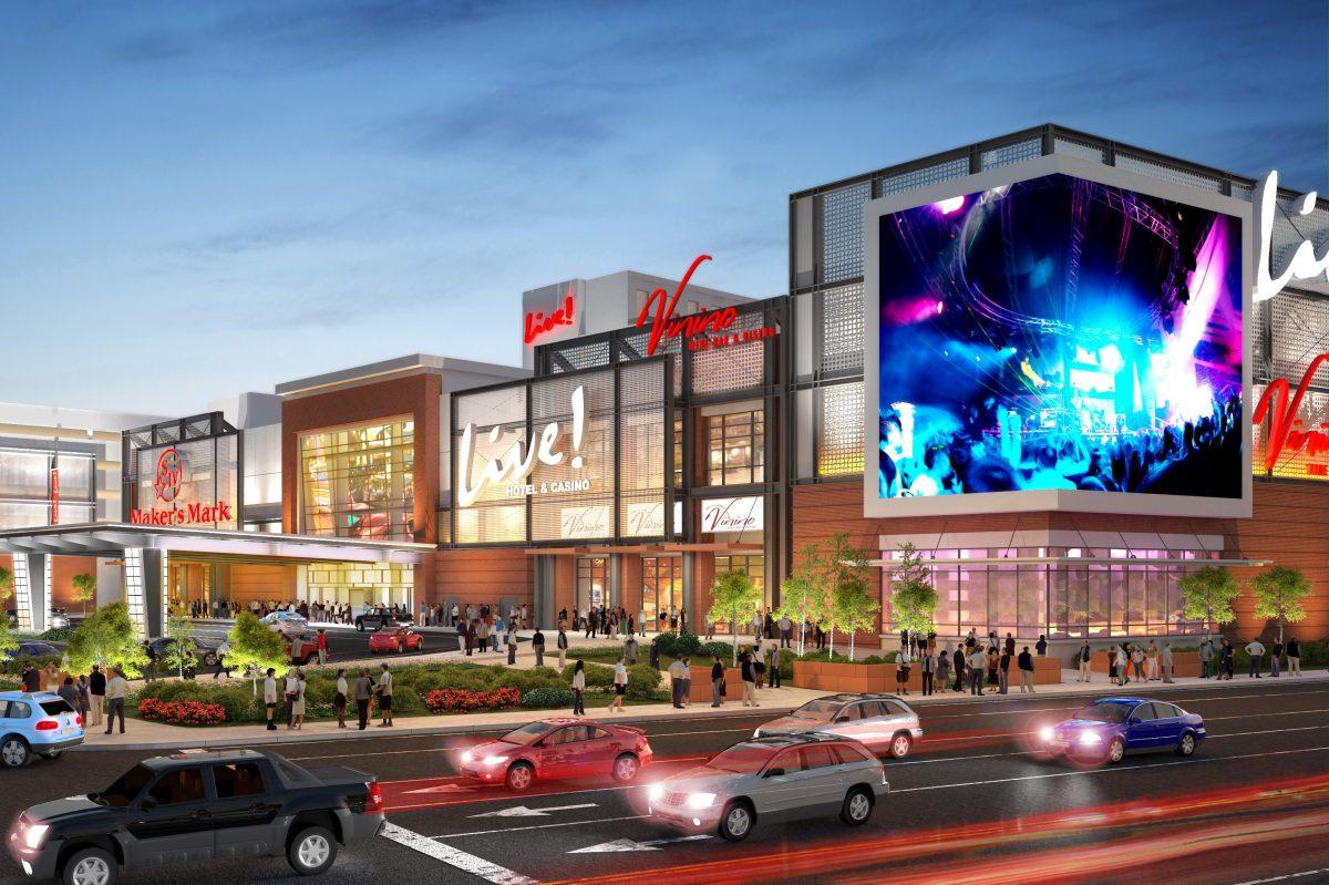 Philadelphia parx casino jobs
