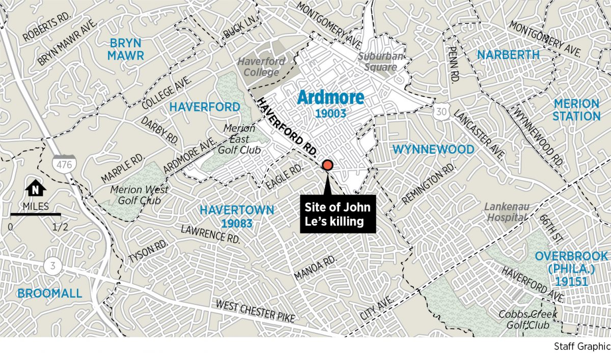 Havertown Or Ardmore Why Town Boundaries Can Become Heated Debates - Us zip codes plus 4