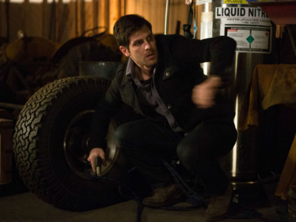 David Giuntuli in Friday&acute;s &quot;Grimm.&quot;<br /><br />