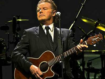 Don Henley will be playing with the Eagles at the Wachovia Center on Nov. 25.