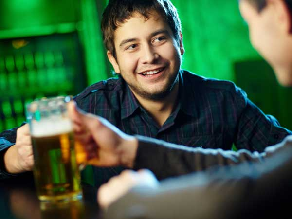 Binge drinking is associated with 51 percent of all deaths.