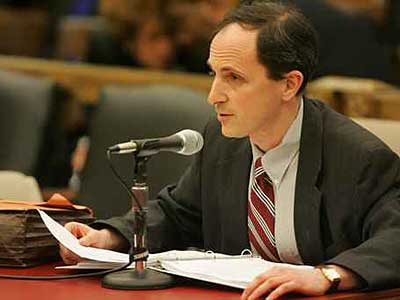 City Finance Director Rob Dubow. (file)