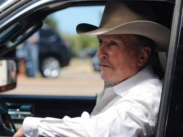 Robert Duvall in ´A Night In Old Mexico´