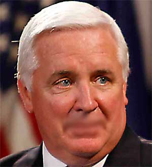 Don´t read his lips! Gov. Corbett´s plan sticks to the letter of his no-new-taxes promise, if not the spirit.