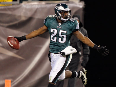 Eagles´ LeSean McCoy was named to the AP All-Pro team.  (Yong Kim / Staff Photographer)