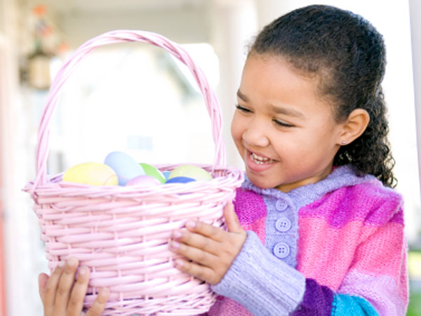 Healthy Easter Basket Ideas For Your Child