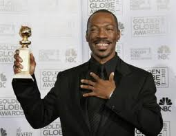 Will Eddie Murphy bring his Golden Globe to the Oscars?