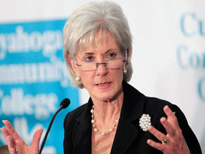 Health and Human Services Secretary Kathleen Sebelius ruled that girls under 17 need a prescription for emergency contraception. The American Academy of Pediatrics urged its member physicians to write them in advance. (Tony Dejak/AP)