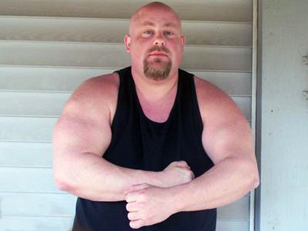 Eric C. Opitz, 47, of Phillipsburg, allegedly sold human growth hormone and anabolic steroids through online postings.