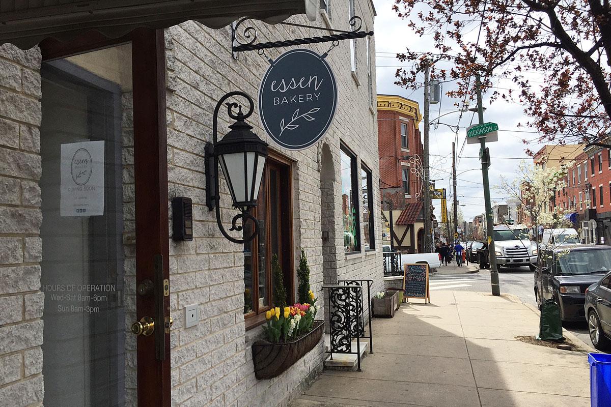 Essen Bakery, 1437 E. Passyunk Ave.