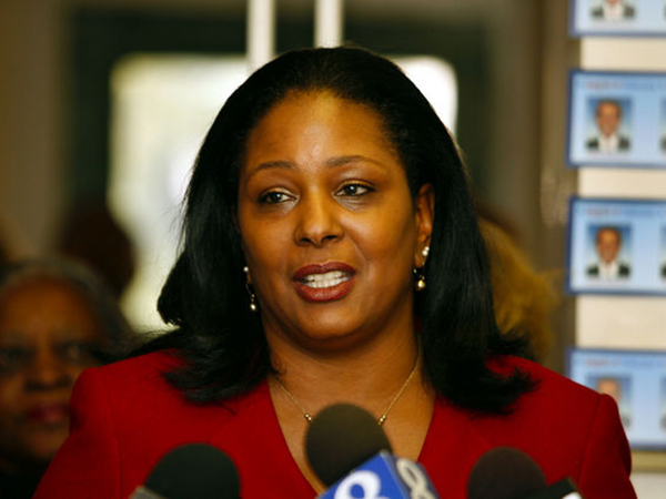 Harrisburg City Councilwoman Eugenia Smith, 53, died Friday, April 11, 2014, officials said.