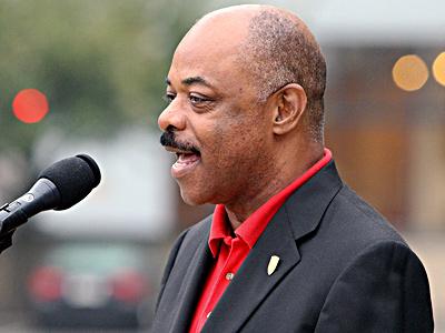 Philadelphia Federation of Teachers President Jerry Jordan criticized the study by Boston Consulting Group. ( STEVEN M. FALK / Staff Photographer )