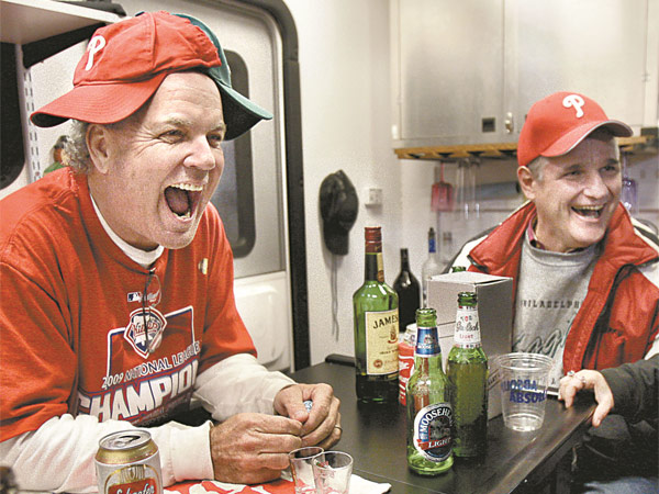 Philly Fans Sports Fans Make Philly '