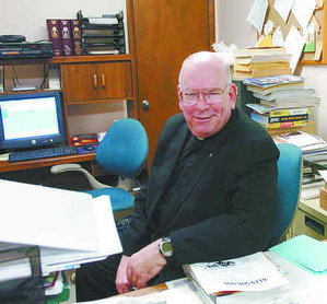 Father Mac - shepherd extraordinaire, fearless advocate, passionate critic of archdiocesan blowhards and a man of huge heart. Rest in peace, dear friend.