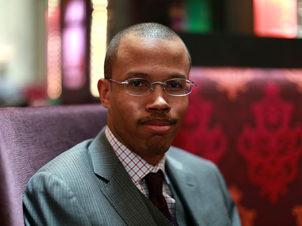 Chaka Fattah Jr is suing the IRS agents, seeking nearly $1 million in damages. ( DAVID SWANSON / Staff Photographer )