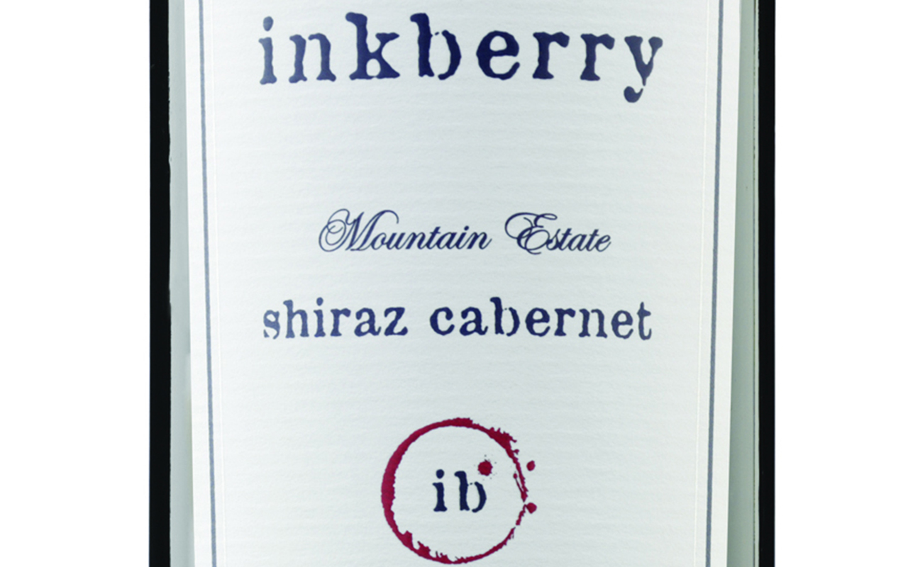 Inkberry is a shiraz cabernet, produced by Mountain Estate in New South Wales Australia.